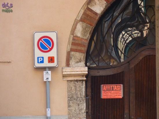 Parcheggio disabili Corticella San Marco Centro storico ZTL Verona