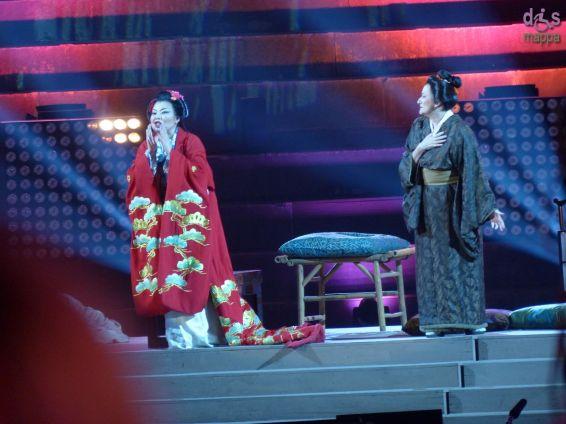 L'anteprima dell'opera Turandot nella serata inaugurale della stagione lirica all'Arena di Verona - Loi spettacolo sta per iniziare