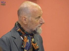 Enrico Pieruccini - Foto della conferenza stampa in Sala Arazzi, Comune di Verona, il 4 luglio 2014 di presentazione della rassegna di prosa e danza che si teàà nel mese di luglio al Teatro Camploy di Verona