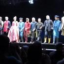 Applausi per Claudio Cecchi, Nicola Piovani, Eugenia Costantini e tutto il cast deLa dodicesima notte, ieri sera in prima nazionale al Teatro romano di Verona