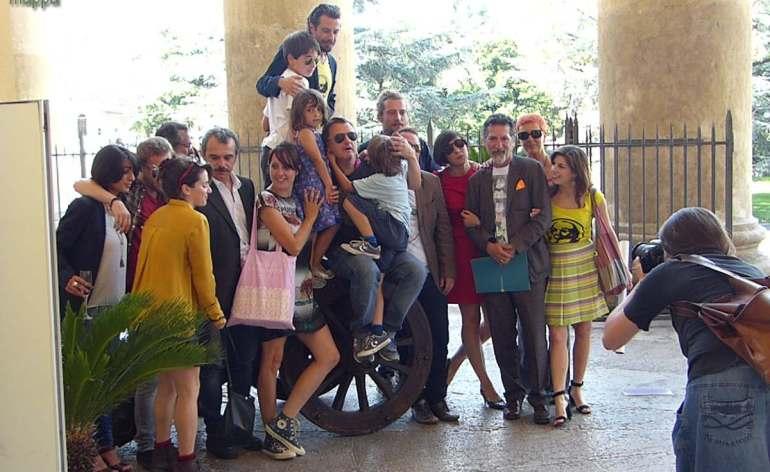 20140722 Conferenza stampa Il bugiardo Verona 17