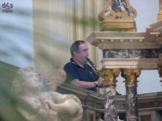 Chiesa di San Nicolò all'Arena, Messa dell'Artista per la Festa dell'Assunta, celebrazione officiata dal vescovo Giuseppe Zenti, con parroci don Roberto Vinco e don Marco Campedelli, e impreziosita dal coro della Fondazione Arena, diretto dal Maestro Armando Tasso, con l'intervento di alcuni elementi dell'orchestra areniana. Fra i solisti la soprano Seda Ortac, Francesca Zancanaro all'organo, Andrea Bonaldo all'arpa, e Stefano Conzatti al clarinetto.