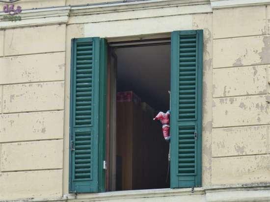 20140809 Babbo Natale estate Verona