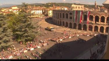 20140914 Cerimonia raduno triveneto alpini Arena Verona 01