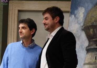 20141107 Luca Casera Simone Butturini