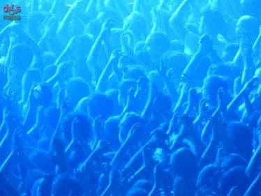20141115 Concerto Subsonica Verona pubblico azzurro 42