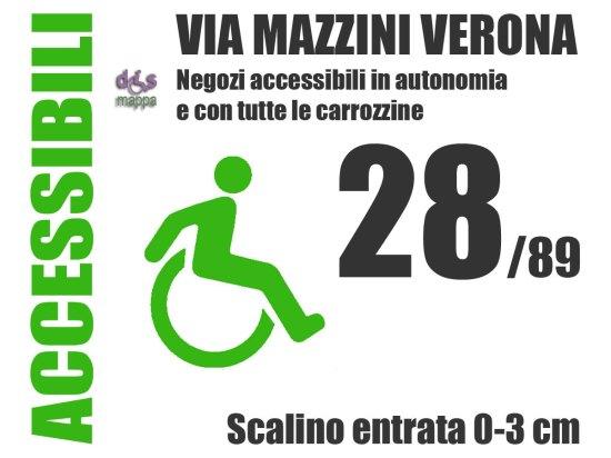 Verona-via-Mazzini-Negozi-accessibili-disabili