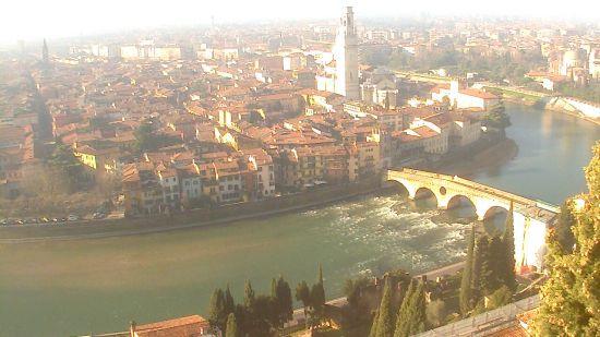 20141221 Webcam Verona panoramica