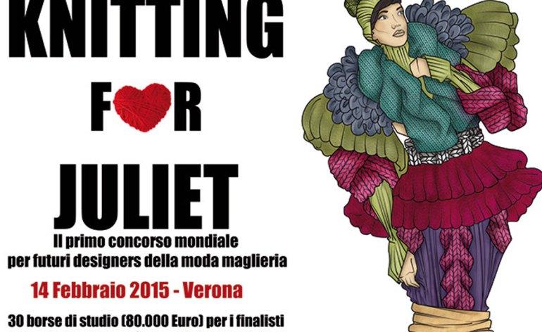 Concorso mondiale Knitting for Juliet Verona