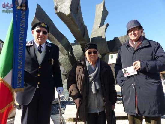 20150201 Dario Basevi Pino Castagna Verona scultura Piazza Isolo dismappa