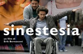alessio boni disabile carrozzina sinestesia