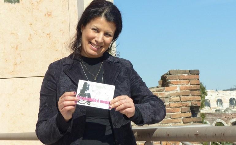 20150307 Samar Oukazi Accessibile meglio dismappa Verona