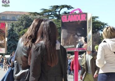 20150328 Selfie Glamour Piazza Bra Verona