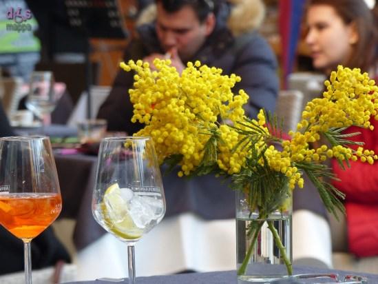 20150308 Mimosa aperitivi Piazza Erbe Verona