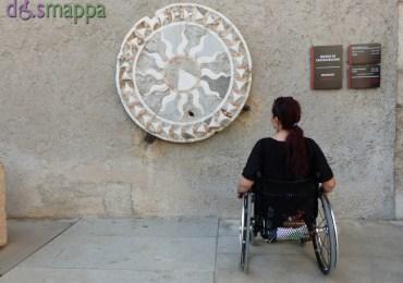 Accessibilità disabili al Museo di Castelvecchio di Verona