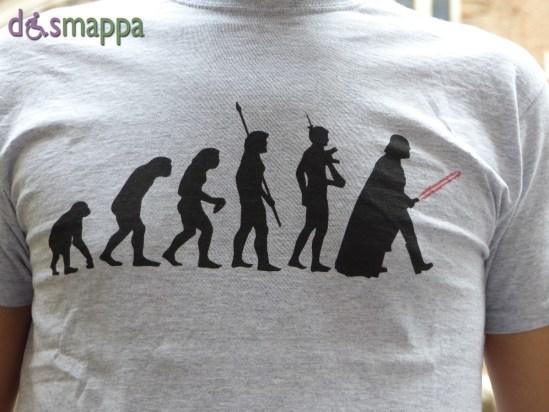 20150521 Evoluzione della specie tshirt
