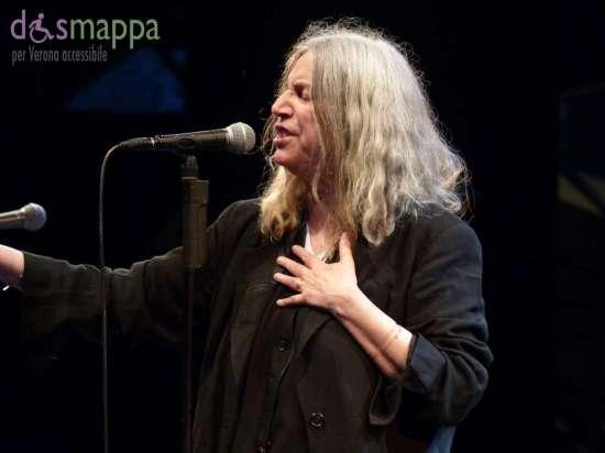 20150619 Patti Smith Horses Teatro Romano Verona dismappa 1045
