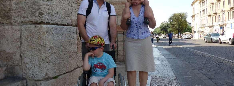 20150622 Turismo accessibile Verona famiglia dismappa