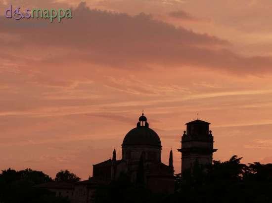 20150623 Chiesa San Giorgio Verona tramonto dismappa 5