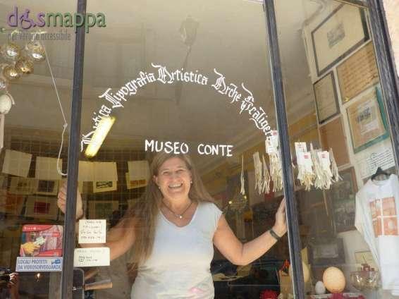 20150629 Museo Conte Antica Tipografia Verona accessibile dismappa 28