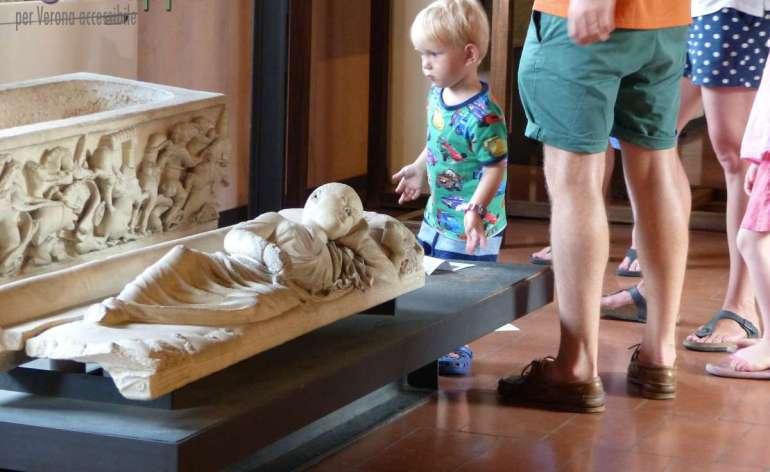 20150717 Museo Lapidario Maffeiano Verona accessibile dismappa 052