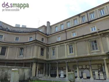 20150717 Museo Lapidario Maffeiano Verona accessibile dismappa 1049