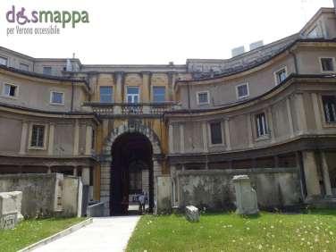 20150717 Museo Lapidario Maffeiano Verona accessibile dismappa 1050