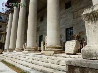 20150717 Museo Lapidario Maffeiano Verona accessibile dismappa 1052
