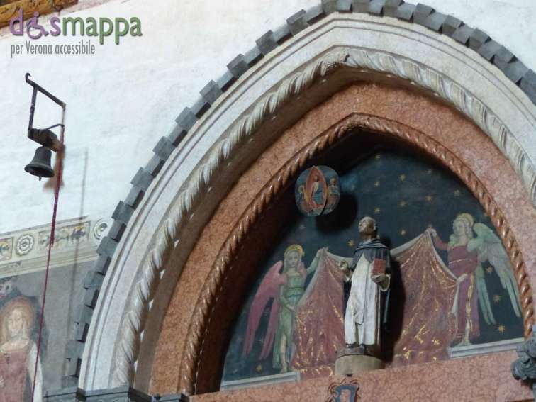 20150721 Chiesa Santa Anastasia Verona accessibile dismappa 404