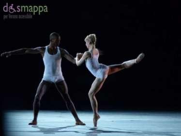 Qualia Coreografia: Wayne McGregor Musica: Scanner (Robin Rimbaud) Artisti: Melissa Hamilton, Eric Underwood