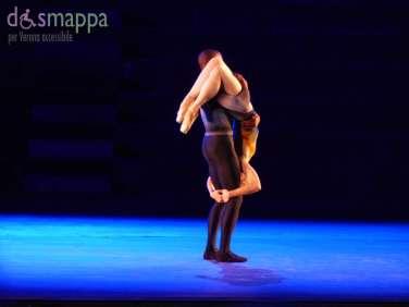 Roberto Bolle and Friends Arena di Verona 22 luglio 2015 Tryst - Pas de deux Coreografia: Christopher Wheeldon Musica: James MacMillan Artisti: Melissa Hamilton, Eric Underwood