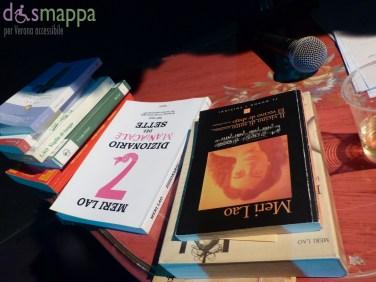 """dal vivo Meri Lao in """"PER NON ESSERE POSTUMA"""" musica, racconti, libri e monologo didattico-cabarettistico """"Tango & Café con pan"""" tango, ma non solo Enrico de Angelis, responsabile artistico del Club Tenco per la canzone d'autore, durante l'evento dialogherà con l'artista"""