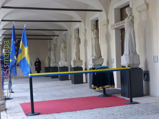 20151114 Nuovo Museo Affreschi Tomba Giulietta Verona dismappa 49