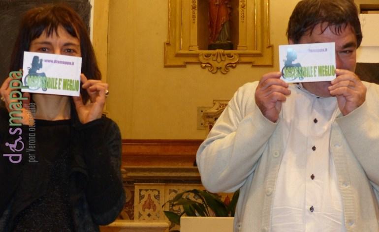 20151208 Francesca Veneri Andrea Sambugare dismappa Verona