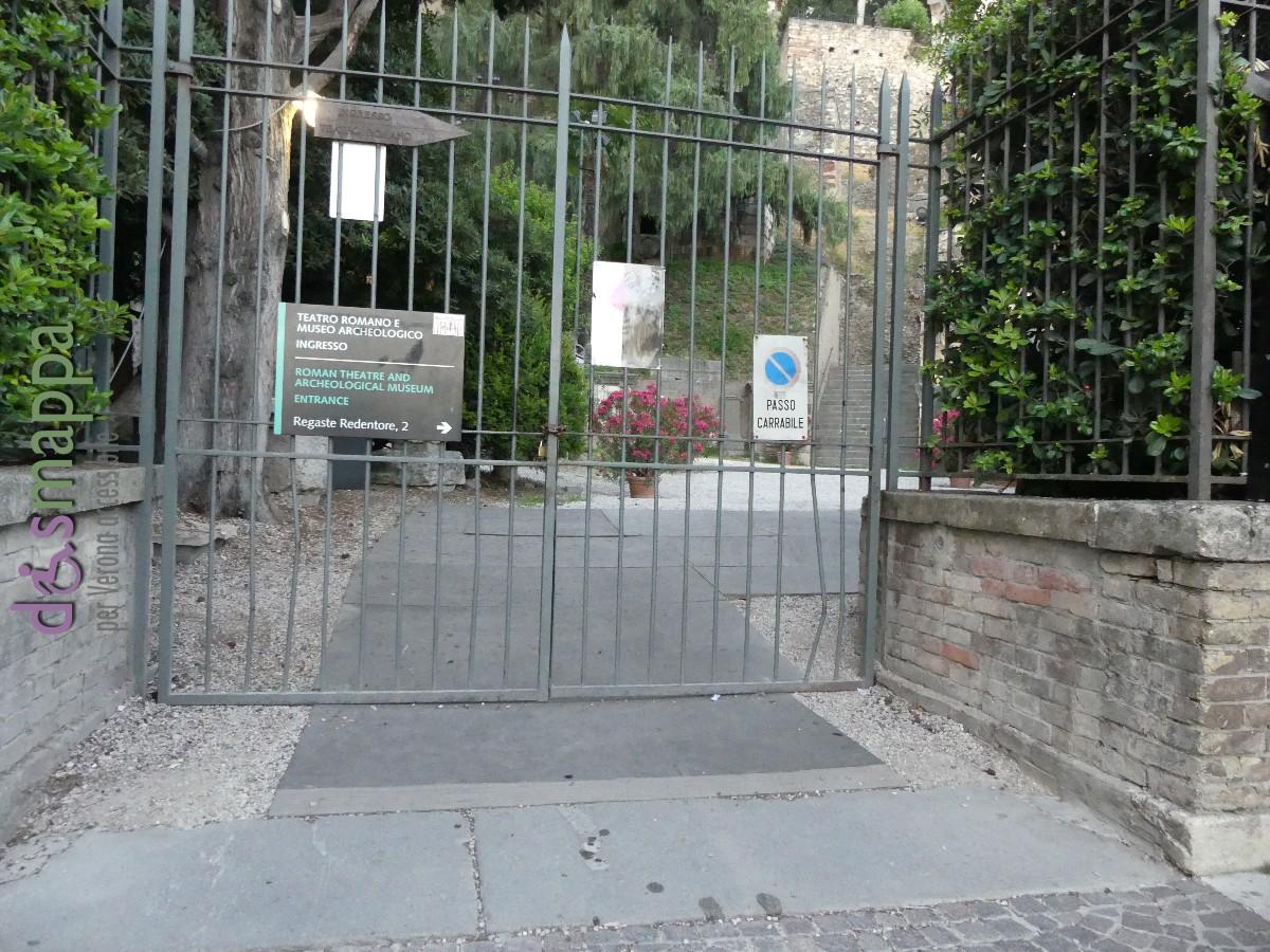 20160718 Rampa disabili Teatro Romano Verona dismappa 073