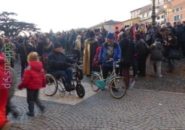 20160116 Coppia wheelchair Arena Verona dismappa