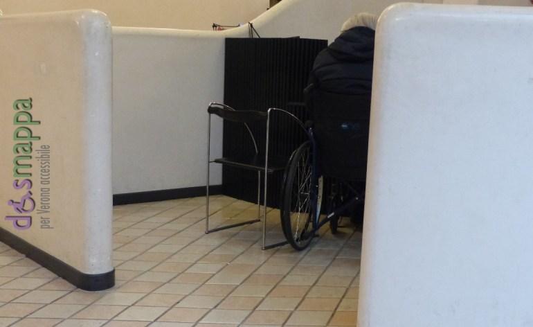 20160222 Banca popolare Verona disabile carrozzina dismappa 6