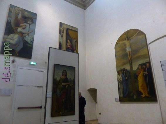 20160229 Accessibilità disabili Museo Affreschi Verona dismappa 671