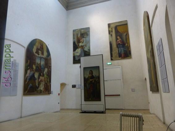 20160229 Accessibilità disabili Museo Affreschi Verona dismappa 693