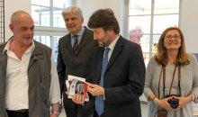 """Il """"Viaggio a Tresigallo"""" deve continuare, parola di Ministro"""