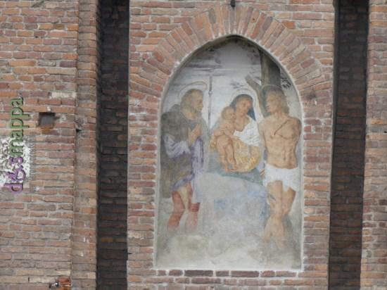 20160612 Restauro Madonna col Bambino tra i santi Rocco e Sebastiano Castelvecchio 5