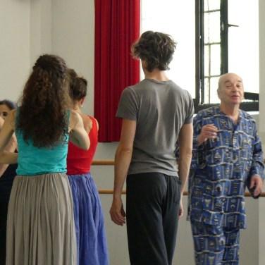 20160617 Lindsay Kemp Romeo Juliet rehearsal Verona dismappa 316