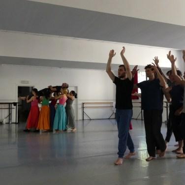 20160617 Lindsay Kemp Romeo Juliet rehearsal Verona dismappa 500