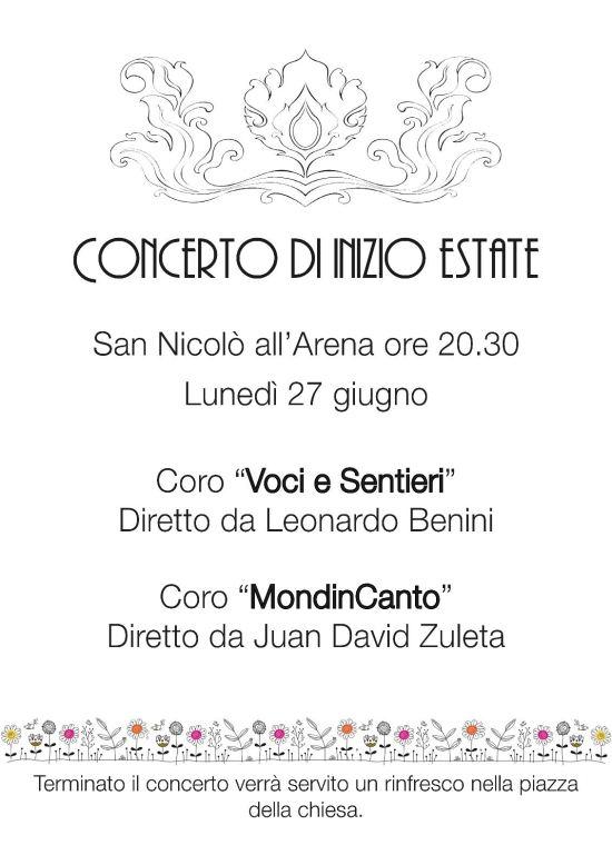 20160627 Concerto cori San Nicolo Verona