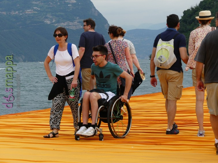 20160629 Christo Floating Piers Jeanne Claude Iseo disabili dismappa 728