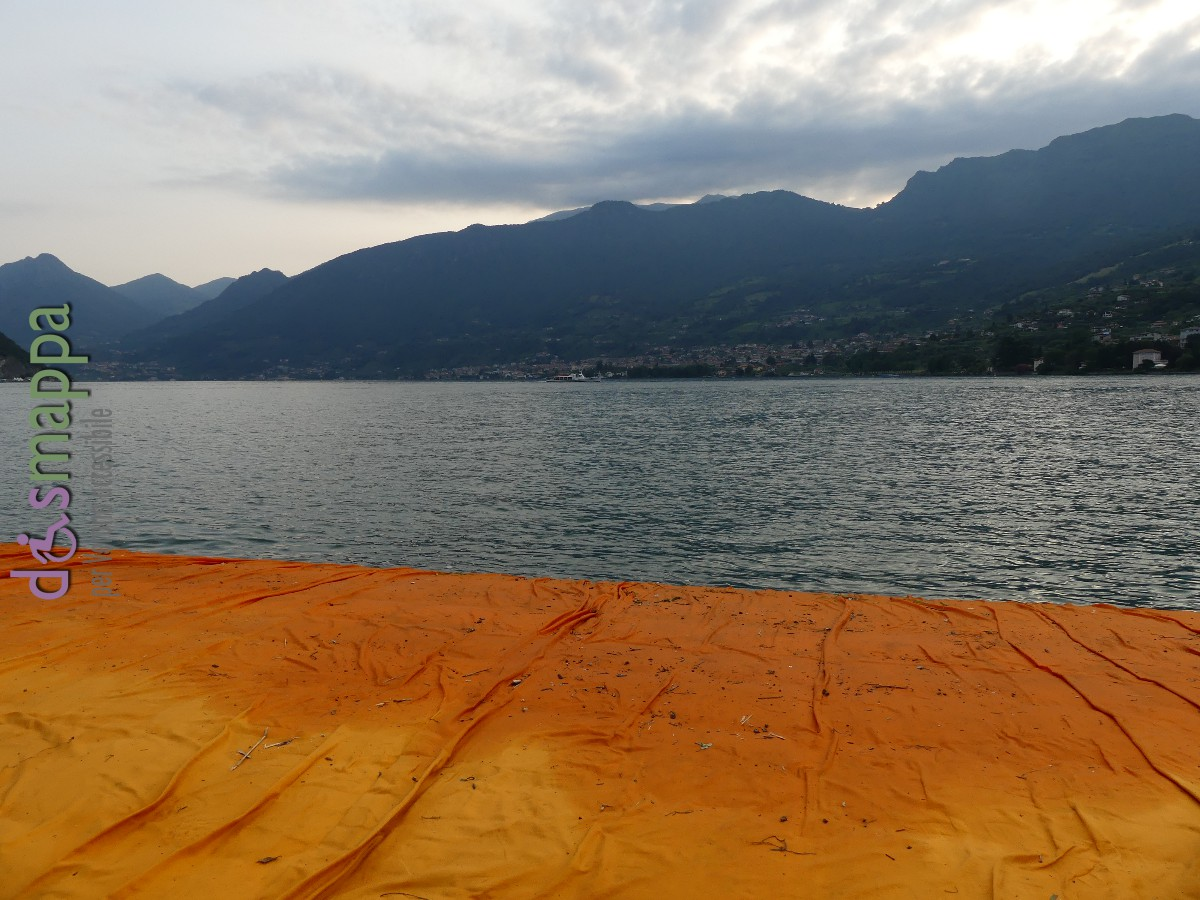 20160629 Christo Floating Piers Jeanne Claude Iseo dismappa 435
