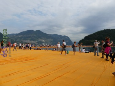 20160629 Christo Floating Piers Jeanne Claude Iseo dismappa 678