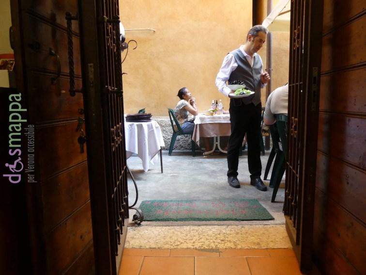 20160814 Accessibilita disabili Ristorante Santa Eufemia Verona dismappa 612