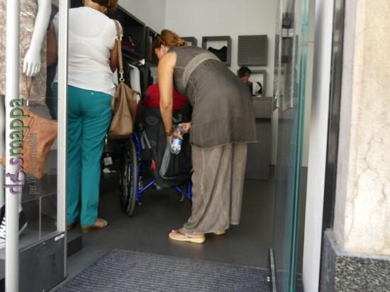 20160823 Shopping wheelchair Verona dismappa