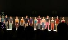 Ovazioni per la Batsheva Dance Company diretta da Ohan Naharin